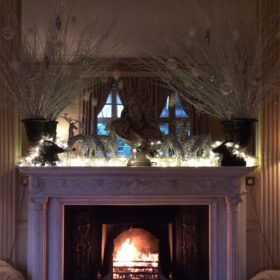 Christmas and New Year at Ladyham Hall