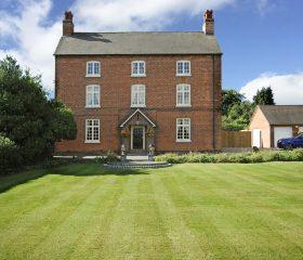 Lea Marston Farmhouse