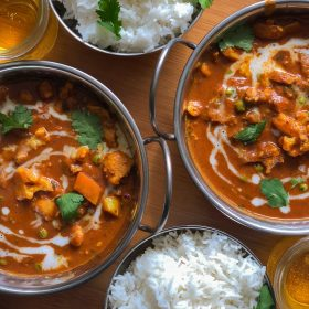 Curries, cathedrals, and cruises